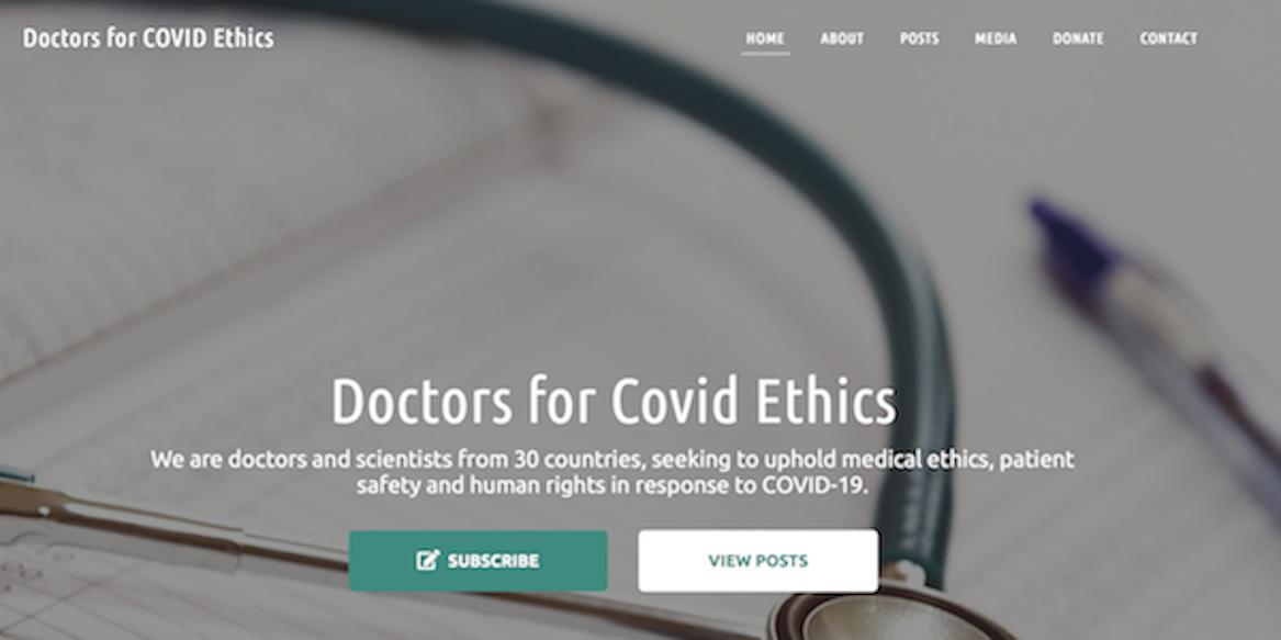 doctors4covidethics.org